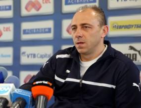 Състоянието на ключови играчи на Левски притеснява Илиев, Пелето остава капитан
