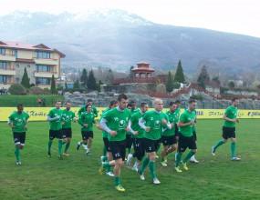 Групата на Берое за мача срещу Левски