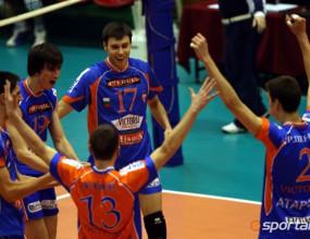 Виктория Волей остана в Суперлигата след 3:0 над Ботев (Луковит) в плейаута
