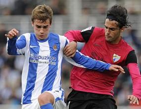 Реал Сосиедад спечели директната битка с Малага за ШЛ