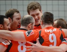 Локомотив (Новосибирск) – Белогорие е дербито на 1/4-финалите в Русия