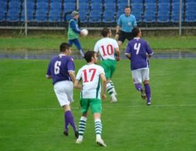 Аматьорският национален отбор разгромен от Хърватия