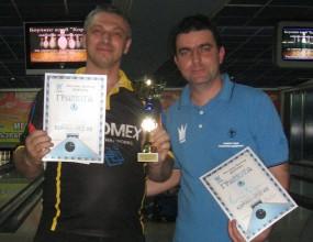 Калоян Иванов се пребори за титлата на боулинг турнира в Благоевград