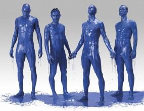 Заляха със синя боя звезди на Челси в рекламен клип (видео)