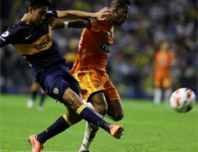 Ланус завърши наравно навън срещу Бока Хуниорс