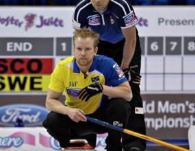 Швеция детронира шампиона Канада