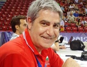 Камило Плачи стартира подготовката на националния отбор с 15 волейболисти