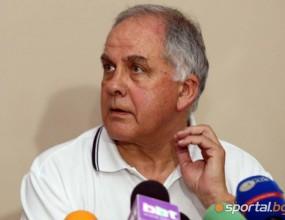 Данчо Лазаров се оттегля от Левски, връща клуба без дългове