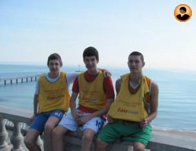 Изи кредит стрийтбол Бургас 2013