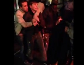Аршавин пиян и готов за бой (видео)