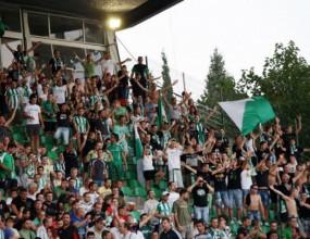 1000 фенове на Берое ще подкрепят тима в София
