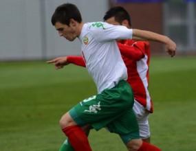 България (U19) ще гостува за три контроли в Албания и Македония