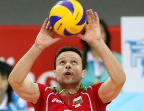 Андрей Жеков се връща във волейбола