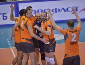 Пети мач решава съперника на Губерния на полуфинала в Русия