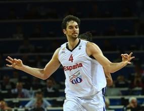 Пау Гасол няма да играе на ЕвроБаскет 2013