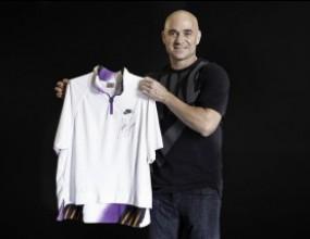 Агаси се върна при Nike
