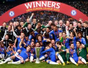 Инфарктен край качи Челси на трона в Лига Европа (видео+галерия)