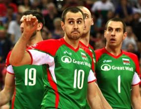Волейболните национали заминават днес за Белград