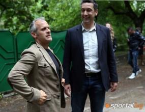 Йордан Йовчев: Важното е да обичате спорта