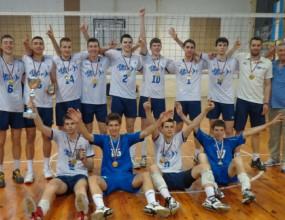 Марек победи ЦСКА с 3:0 на финала за юноши старша възраст!