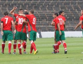 Юношите ни отнесоха 5 гола от Португалия