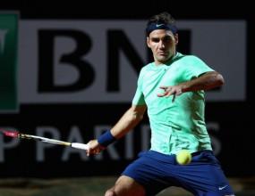 Федерер прегази Жил Симон в Рим