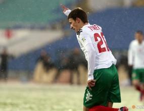 ЦСКА чака 200 000 евро за Тонев
