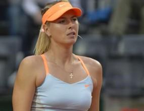 Изненада в Рим: Шарапова напусна турнира без игра