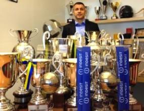Радо Стойчев: За мен е чест и гордост, че успяхме да спечелим 14 титли за 5 сезона с Тренто