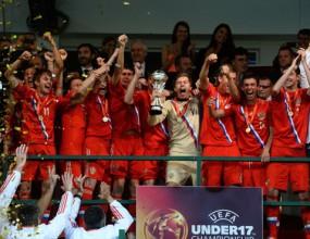Русия стана европейски шампион по футбол