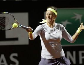 Азаренка се класира за полуфинал