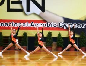 12 медала за българските за юноши и девойки в спортната аеробика