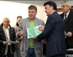 Наско Сираков обърна плочата: Браво, сини шампиони