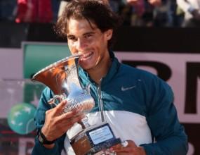 Надал не даде шанс на Федерер по пътя към седмата титла в Рим