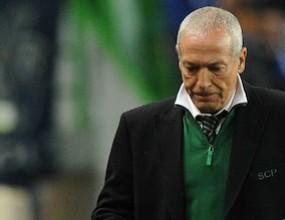 Треньорът на Спортинг (Лисабон) напусна клуба
