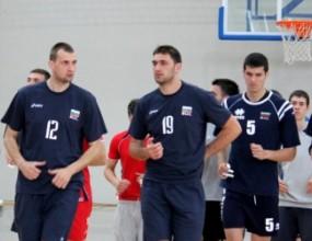 Националите започват тренировки в София