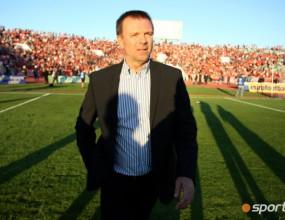 ЦСКА официално заяви, че няма да плати на Стойчо Младенов - обяви причината