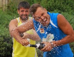 Николай Колев и Константин Митев е новата пясъчна супердвойка на България