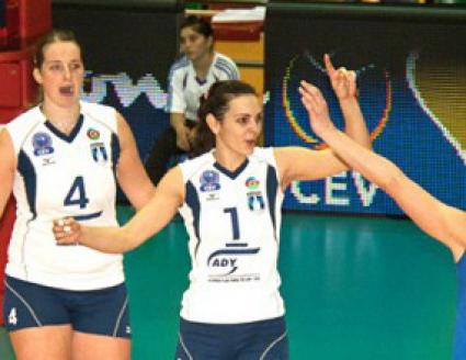 Три волейболни националки се събраха в един отбор в Румъния