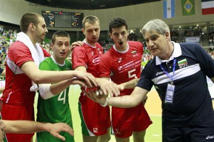 Волейболистите пристигнаха в Метц
