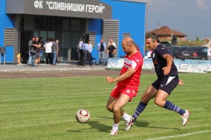 Сливнишки герой отпразнува 90 години с мач срещу ЦСКА