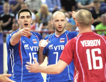 Русия с нова победа над Иран с 3:1 в Световната лига (ВИДЕО/ПЪЛЕН ЗАПИС)