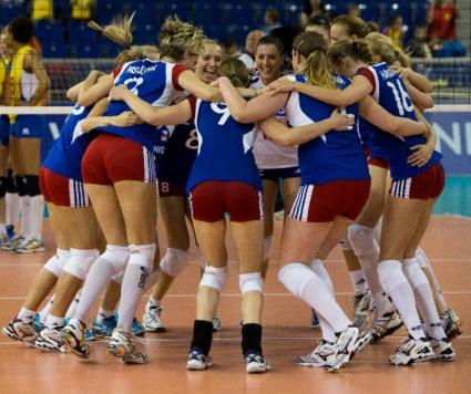Чехия се класира за Евроволей 2013 и попадна в групата на България