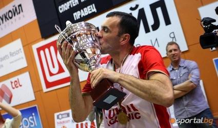 Тодор Стойков: Винаги съм мотивиран и искам да побеждавам