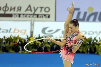 Силвия Митева завърши четвърта в многобоя на турнир в Барселона