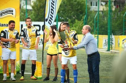 ФК Русе стана шампион в Ариана Аматьорска Лига