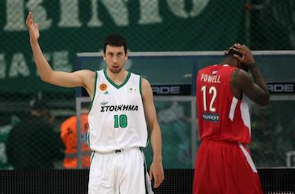 ПАО е на победа от титлата в Гърция (видео)