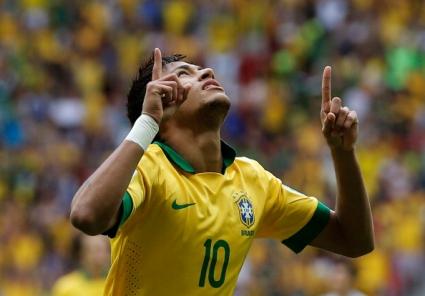 Бразилия даде начало на карнавала с 3:0 срещу Япония (видео)