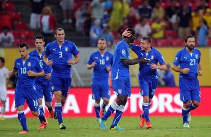 Италия се добра до полуфинал след луд мач с Япония (видео)
