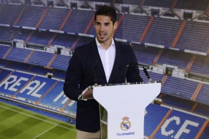 Иско: Нямаше да съм в Мадрид, ако не мислех, че мога да бъда титуляр